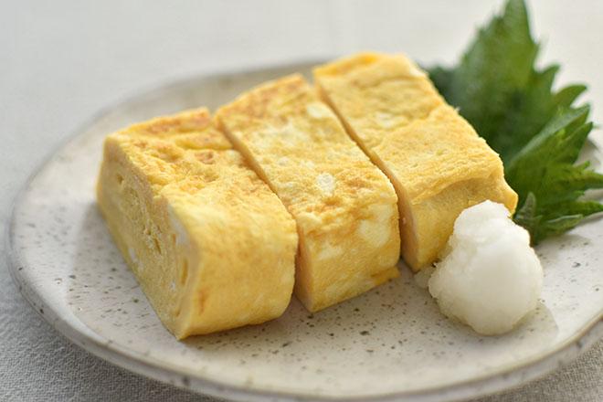 dasimaki  - 最後巻きで簡単。ふわふわだし巻き卵