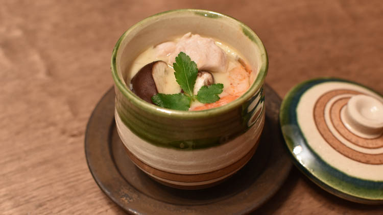 tyawanmusi422 - 鍋で簡単。プルンとなめらか 茶碗蒸し