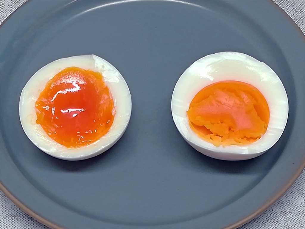 925882573f7617f3819d88602aab83b8 - 半熟派?完熟派?フライパンで思い通りのゆで卵