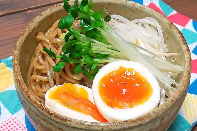 aburasoba - ガッツリ男麺!10分で『油そば』