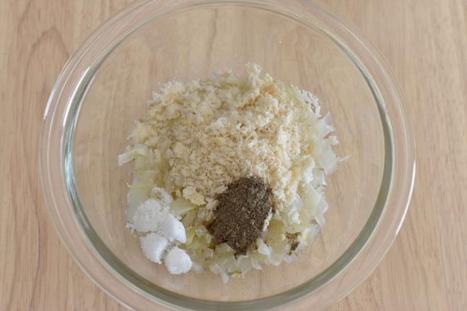 DSC 4417 - 卵をいれるタイミングが決め手!肉汁を完全に閉じ込めるハンバーグ