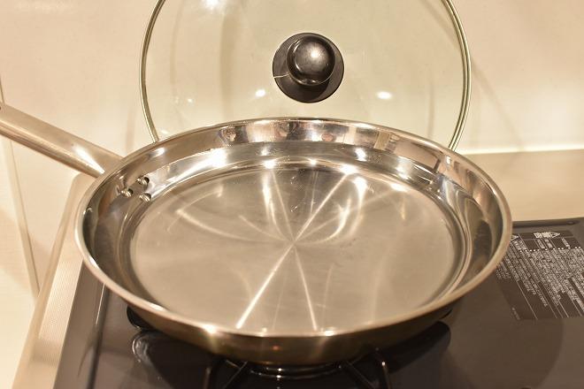 DSC 0828 - パスタの調理工程 (2人分) を徹底解説 「ジャポン」が決め手!