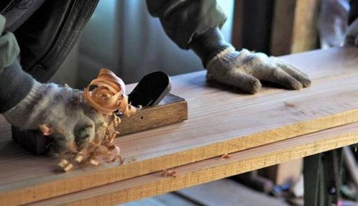 本格木工にチャレンジだ!