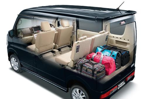 everywagon10 - スズキエブリイ(DA17V)を新車で購入|価格やグレードの違い