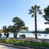 福岡県民の憩いの場 博多から少し足を伸ばせば 大濠公園