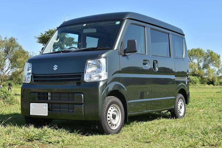 DSC 0156 R - スズキエブリイ(DA17V)を新車で購入|価格やグレードの違い
