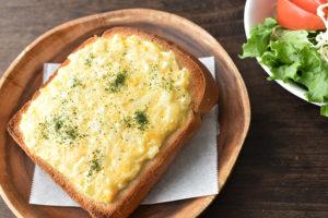 DSC 2346 300x200 - 玉子とレタスのチーズトースト