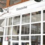 【福岡・天神】流行やトレンドよりも素敵な定番を  GOUACHE FUKUOKA