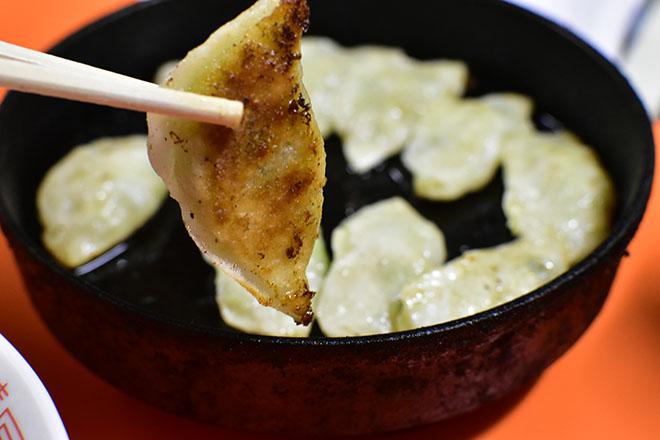 DSC 2723 - 【福岡】久留米は餃子も有名。その中でもおすすめの人気店 餃子 五十番