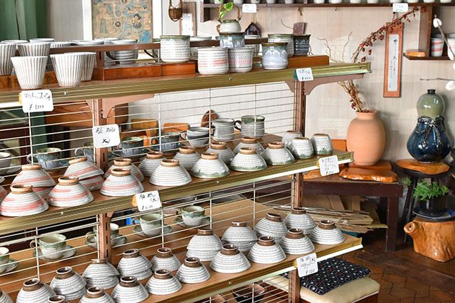 DSC 2921 - 【福岡・土産】市内で小石原焼きが買える店「やまびこ」