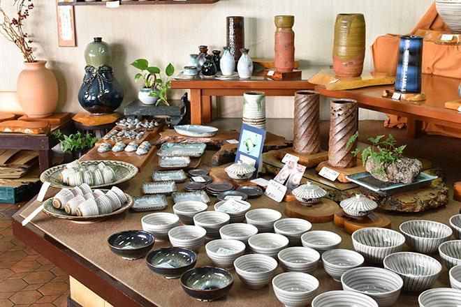 DSC 2922 - 【福岡・土産】市内で小石原焼きが買える店「やまびこ」
