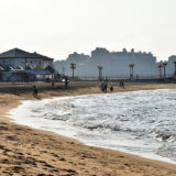 福岡のオアシス的存在 シーサイドももち海浜公園