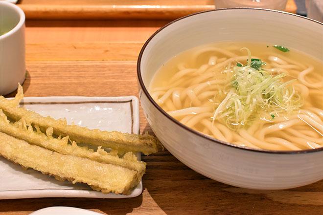DSC 3094 - 福岡空港で食べる本格派 博多やりうどん別邸 空港店
