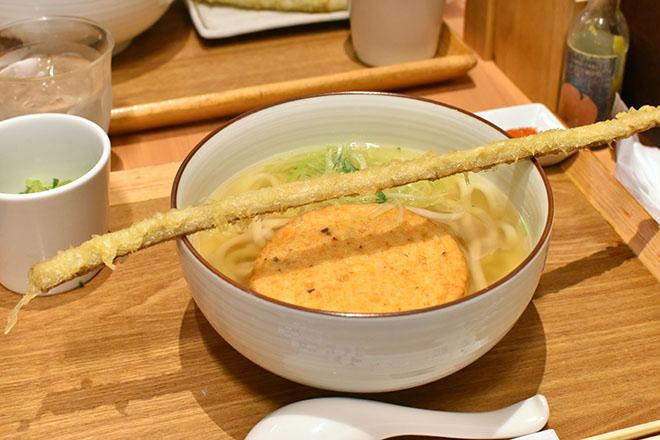 DSC 3095 - 福岡空港で食べる本格派 博多やりうどん別邸 空港店