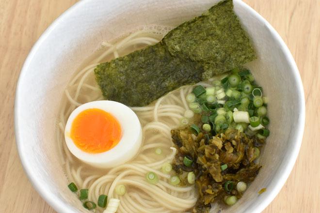 DSC 3834 - 【福岡・土産】 みやま市瀬高の「からし高菜」 は、やみつきになる美味しさ。