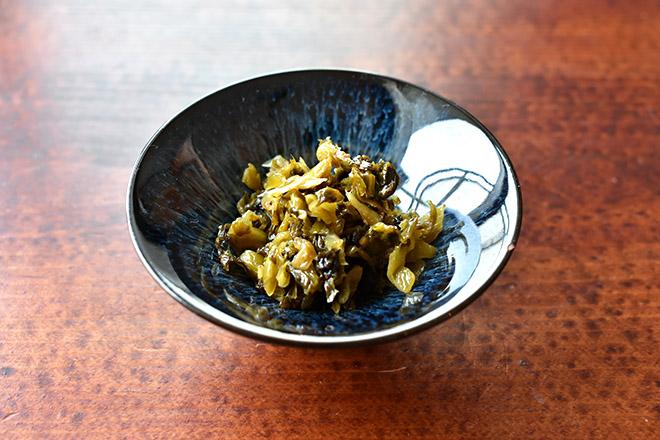 DSC 3954 - 【福岡・土産】 みやま市瀬高の「からし高菜」 は、やみつきになる美味しさ。