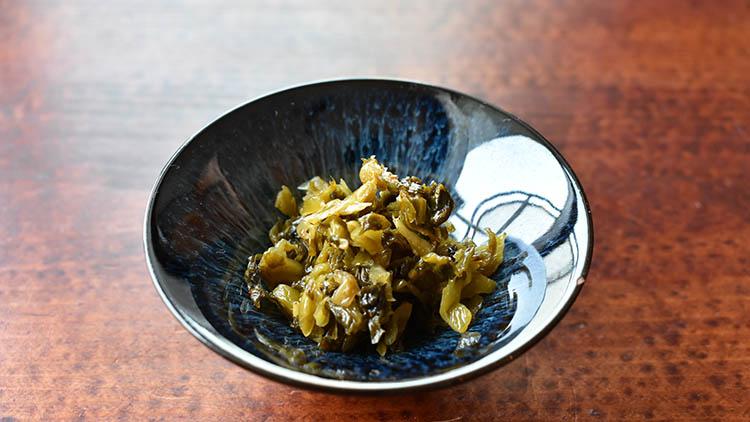 DSC 39544 - 【福岡・土産】 みやま市瀬高の「からし高菜」 は、やみつきになる美味しさ。