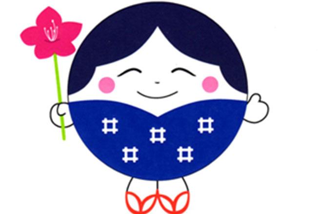 hotomekityan2psd - 【福岡・久留米】久留米絣の反物から雑貨まで たくさんの商品が揃う店「 風のおくりもの」