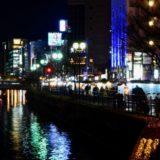 福岡観光で屋台は必ず行きたい。中洲・天神・長浜の3エリアの場所と特徴について