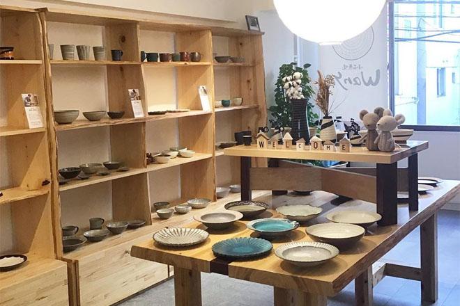 tennai - 【福岡・土産】若い陶芸家4名の器が買える 「小石原焼wanya」天神ギャラリー