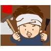 choro mokkou - 教習③ 木材の基礎知識と曲尺を使った墨付け【四街道 サンデー木工倶楽部】