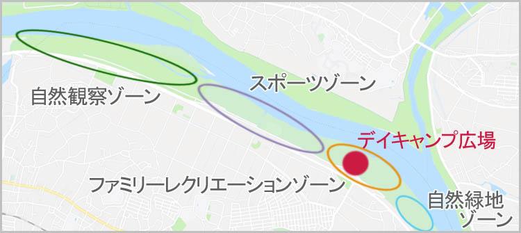 4zone - 無料でBBQ!利根川ゆうゆう公園