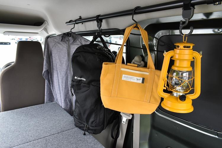 DSC 0013 R 1 - ユーティリティナットを活用。795円で荷室にサイドバーを取り付ける方法。【エブリイDIY】