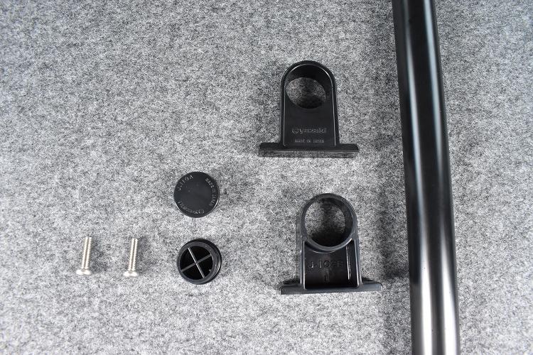 DSC 0013 R - ユーティリティナットを活用。795円で荷室にサイドバーを取り付ける方法。【エブリイDIY】