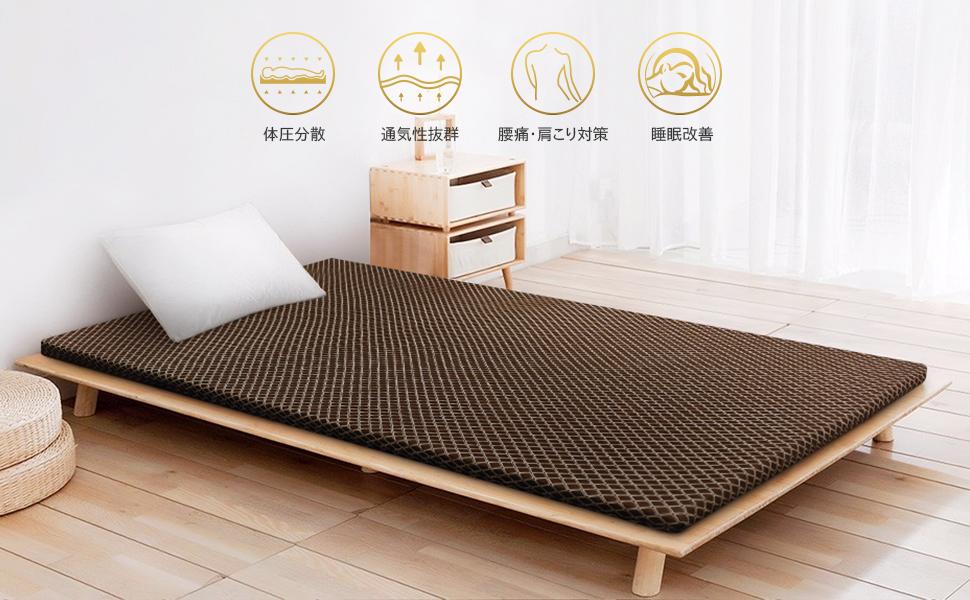 mattress - 車中泊用のマットレスを購入【エブリイバンDIY】