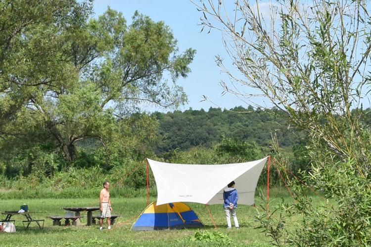 DSC 0250 - 【超初心者】キャンプ道具一式。これだけあれば大丈夫 なのか?! 初めてのデイキャンプで試してみた。