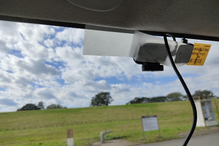 IMG 20201024 094029 - 前後カメラのドライブレコーダーを取り付け。配線の隠し方を詳しく紹介【エブリイバンDIY】