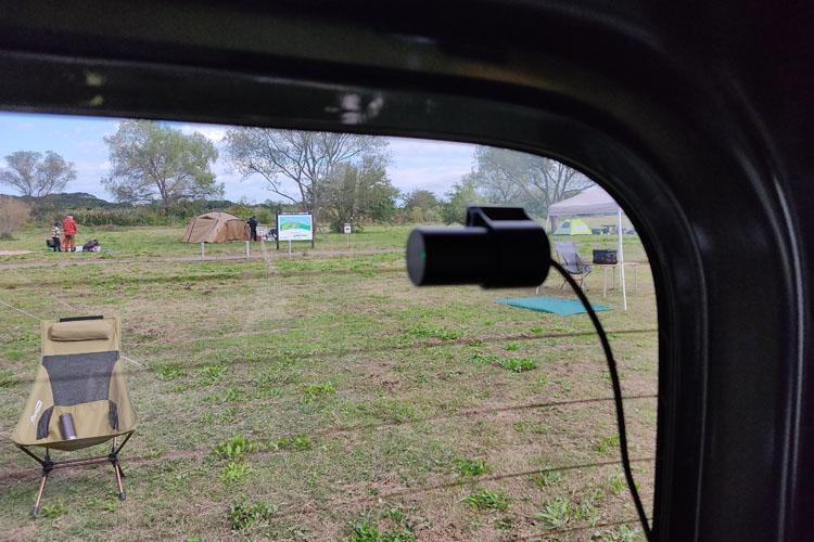 IMG 20201024 103739 - 前後カメラのドライブレコーダーを取り付け。配線の隠し方を詳しく紹介【エブリイバンDIY】