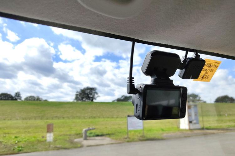 IMG 20201024 104209 - レビュー『4Kドライブレコーダー (前後カメラ) Changer F2』