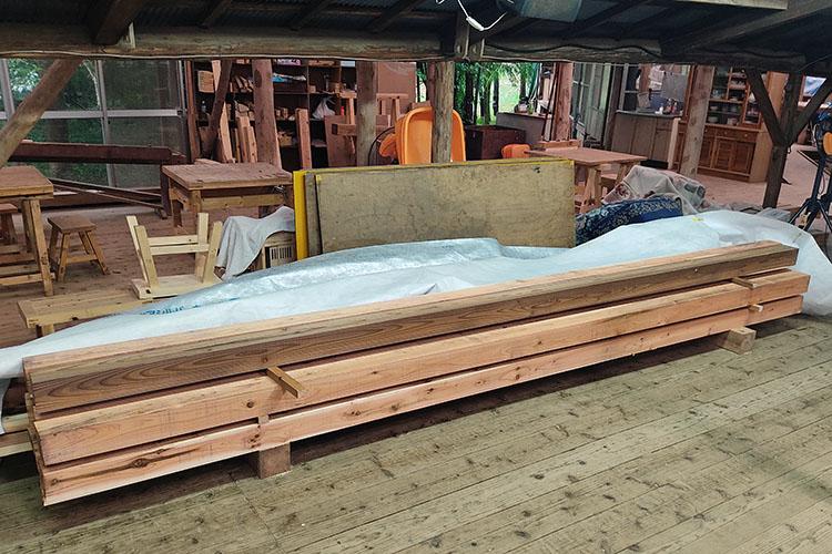 IMG 20201010 095258 - 良い木材とは?こんな木材は加工がしにくい