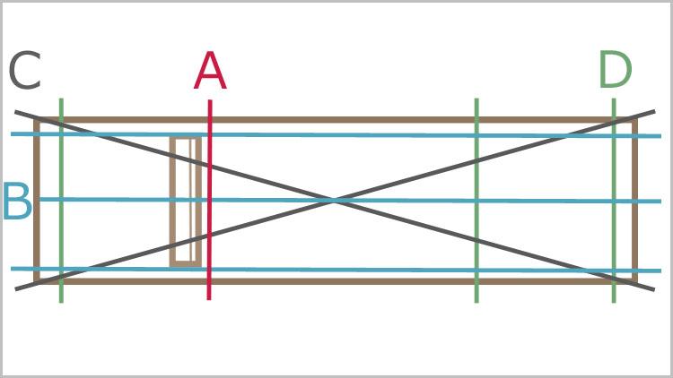 sitaba kakunin - 教習⑩ その1 鉋台の下端調整