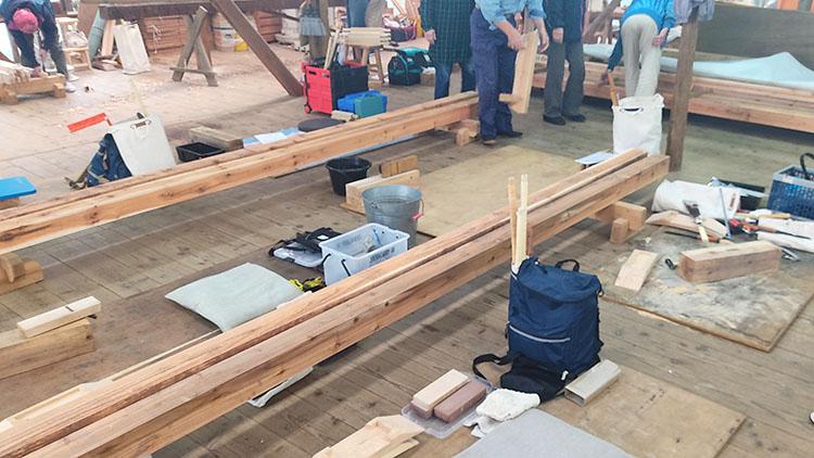 IMG 20201101 110344 - 教習⑩ その2 木材の選び方・作業台の制作