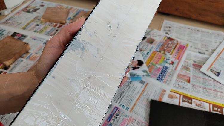 IMG 20201128 091437 - エブリイの天井に収納棚を自作!【エブリイバンDIY】