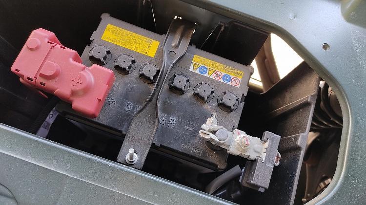 IMG 20201204 113226 - ルームランプ(室内灯)をLEDに交換。一晩つけっぱなしでもバッテリーはあがらない!