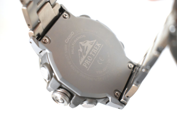 sDSC 0454 - アウトドアだけじゃない!ビジネスにも使える腕時計 PRO TREK『PRW-60T-7AJF』