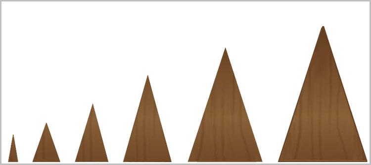 1 growth of trees - 教習⑫(前編) 鉋をかける方向は木目が決める