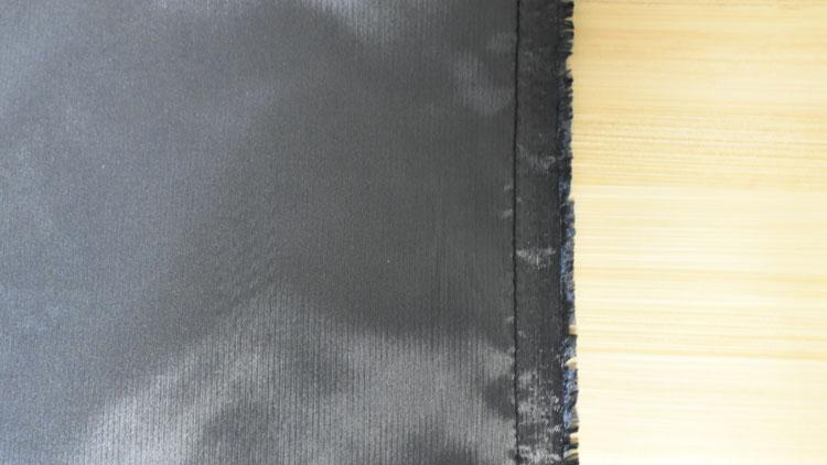 DSC 0478 - ダイソーのカーテンより『はぎれ』の方が透けなかった話。