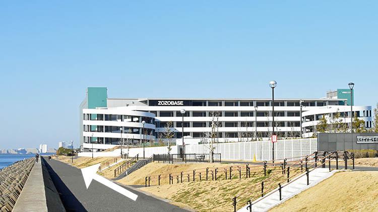 DSC 0502 - 富士山をうっすら鑑賞。茜浜緑地の散歩コース(茜浜緑道~茜浜運動公園)を紹介