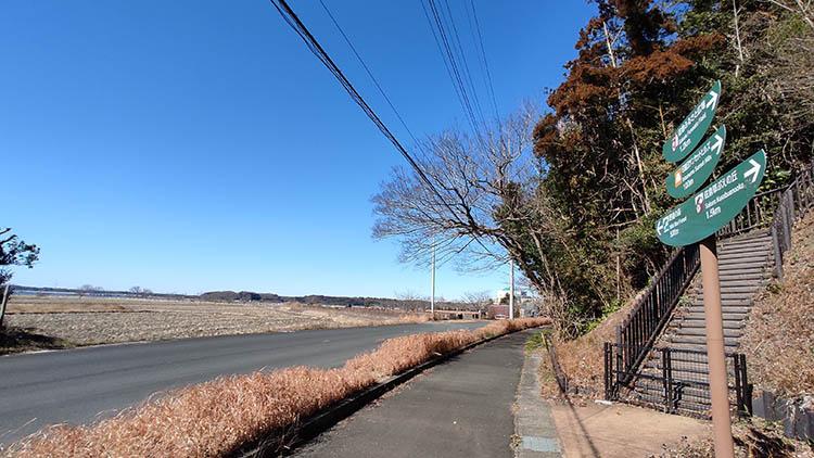 IMG 20210130 114225 - 秘密基地?佐倉市【野鳥の森】を散歩したら人にも鳥にも出会わなかった。