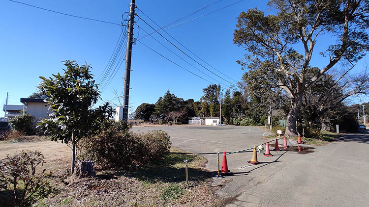IMG 20210130 115619 - 秘密基地?佐倉市【野鳥の森】を散歩したら人にも鳥にも出会わなかった。