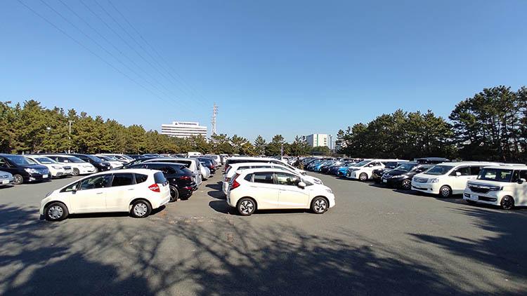 IMG 20210207 120726 - 富士山をうっすら鑑賞。茜浜緑地の散歩コース(茜浜緑道~茜浜運動公園)を紹介