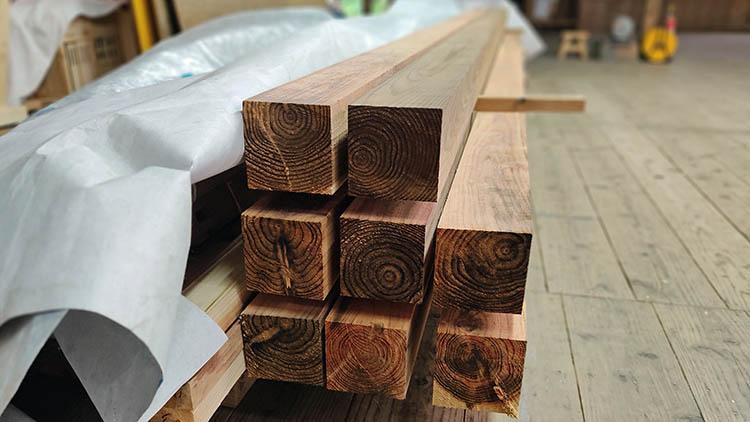 IMG 20201010 095317 - 良い木材とは?こんな木材は加工がしにくい