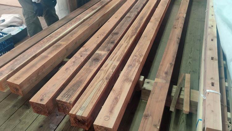 IMG 20201101 103944 - 良い木材とは?こんな木材は加工がしにくい