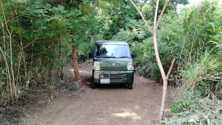 IMG20210611140631 - 完全プライベートなキャンプ場作り。チェンソーにも挑戦!