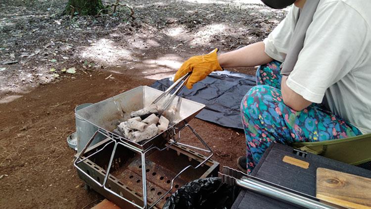 IMG20210717112904 - 自力で雑木林を整地。プライベートキャンプ場でBBQを楽しむ!
